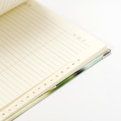 custom design address book