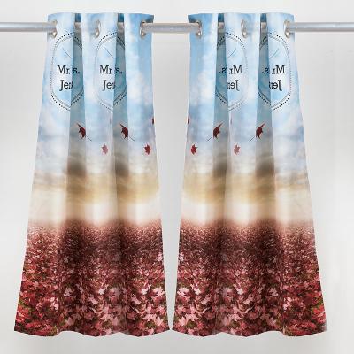 custom curtains