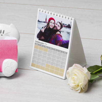 Calendrier taille A6