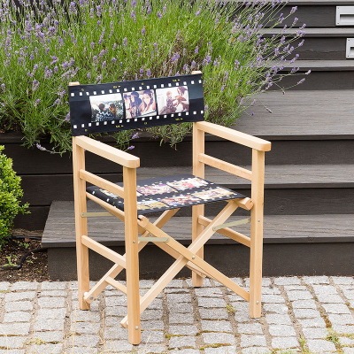 custom festival chair