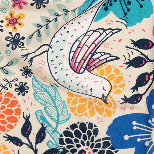 Solange Silky Jersey Fabric