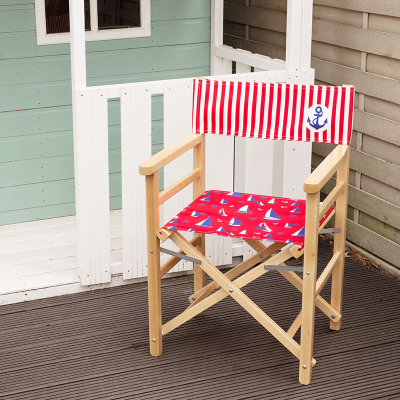custom picnic chair