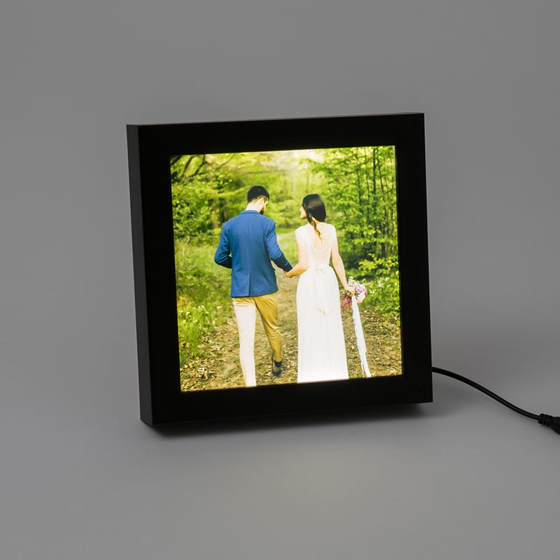 Led Picture Frame Design Your Own Led Photo Frame Made