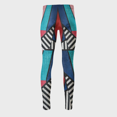 custom high waisted leggings