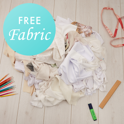 Fabric Remnant free to collect