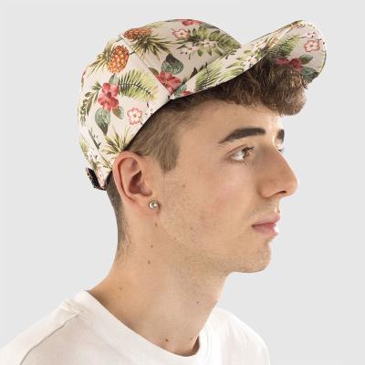 プリント 野球帽