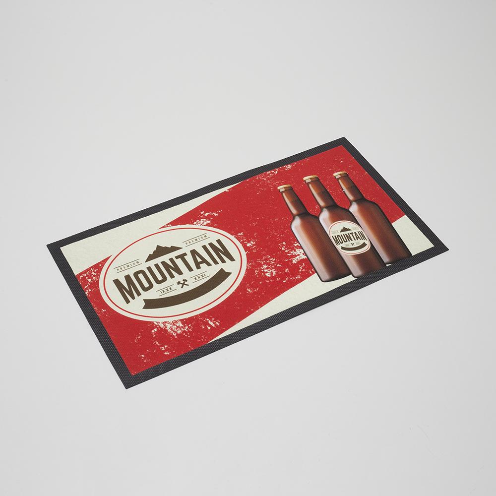 Tappetino da bar personalizzato