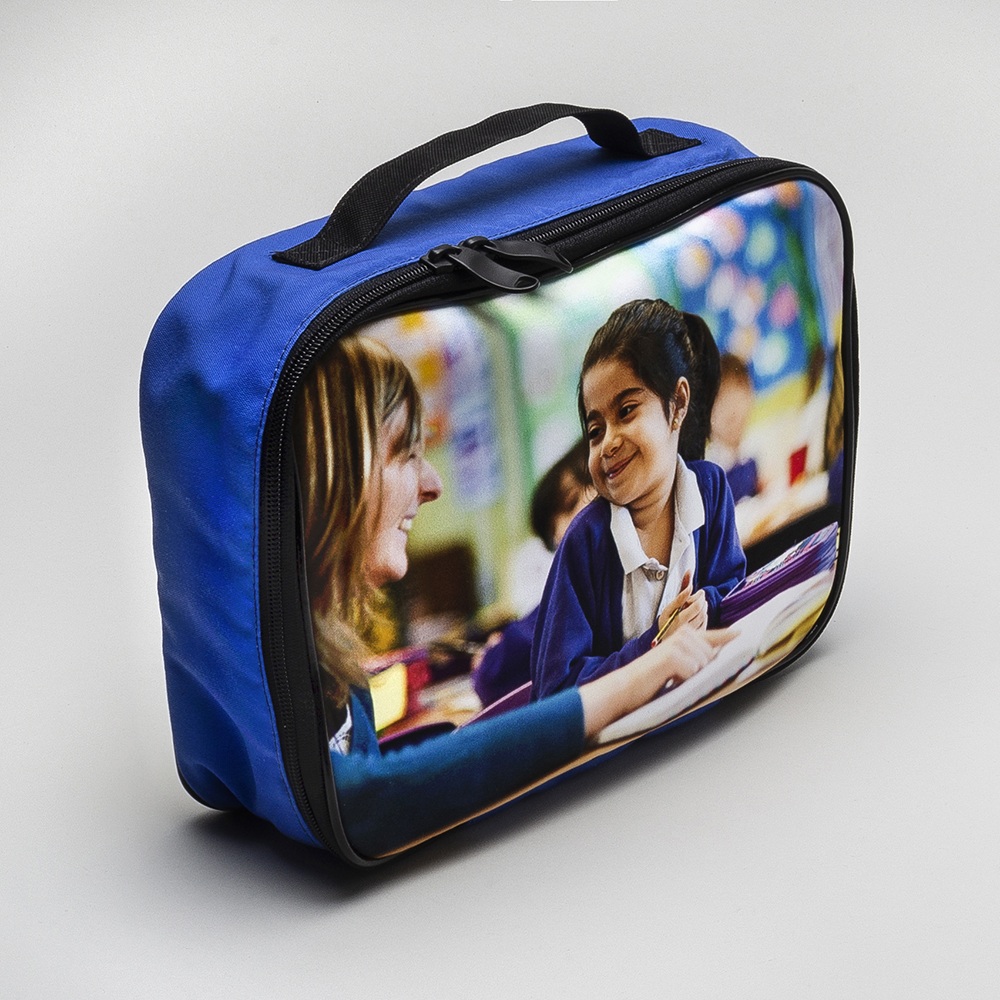 personalised cooler bag