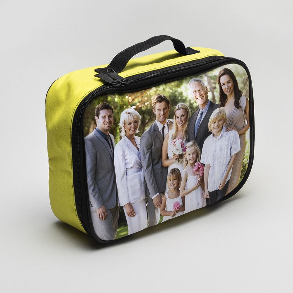 personalized lunch bag