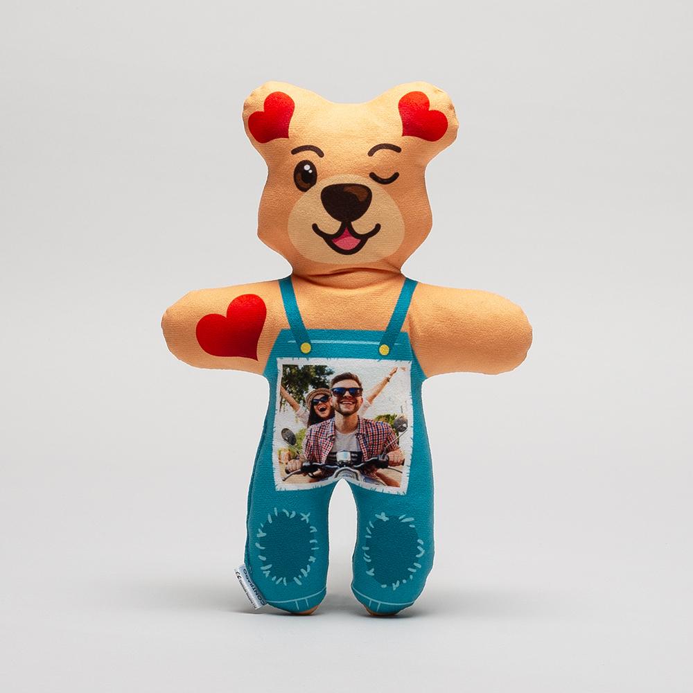 teddy mit foto