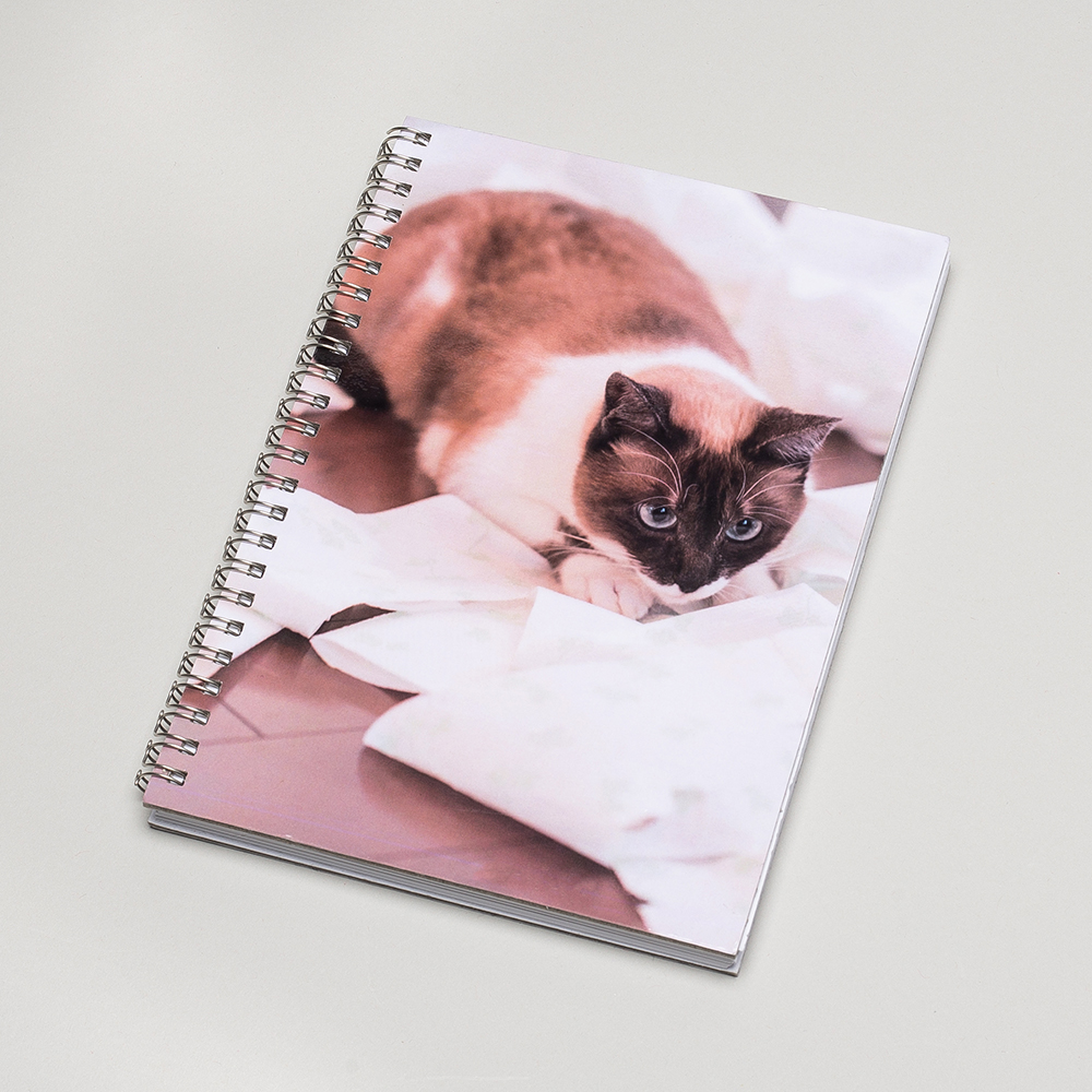 personalised sketchbook