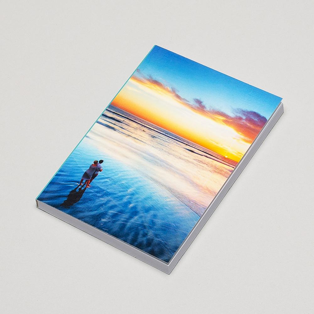 foto notizbuch selbst gestalten mit eigenen fotos