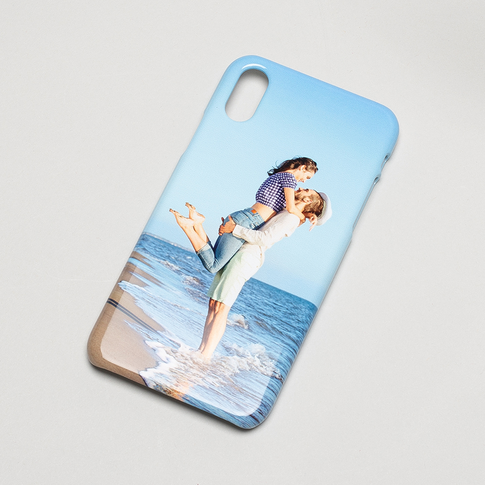 gepersonaliseerde iphone x case