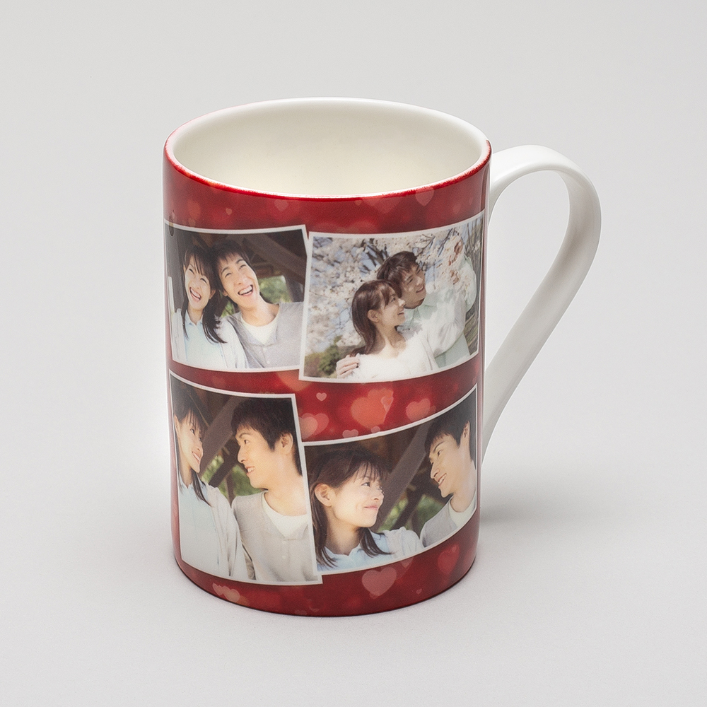 Mug porcelaine photo