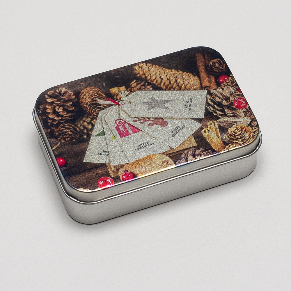 custom tobacco tin