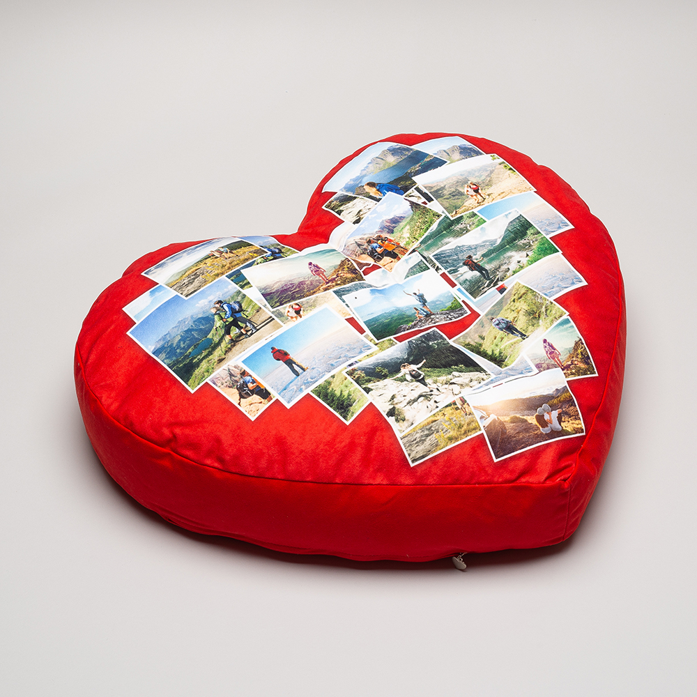 Personalized Heart Pillow