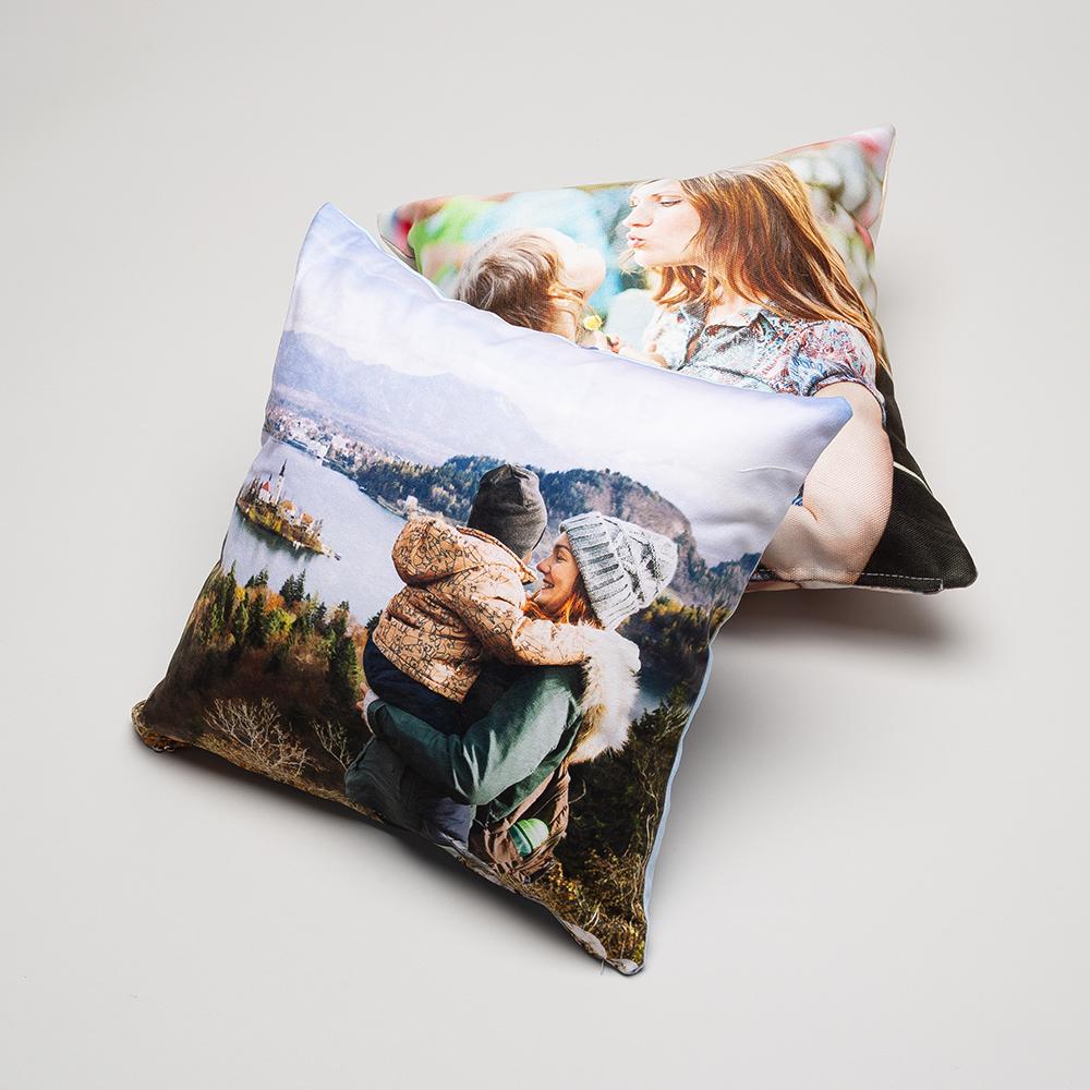 Cuscino piccolo con foto