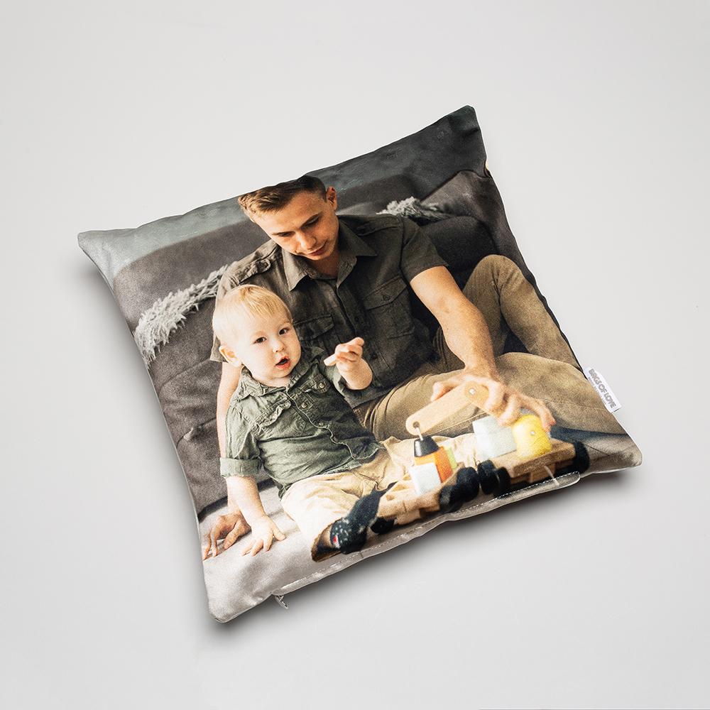 custom photo cushion