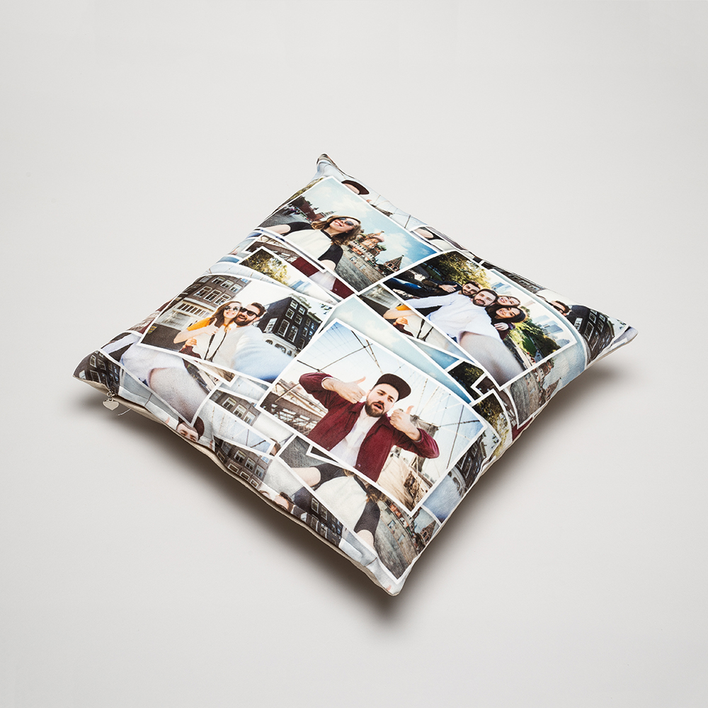 double sided photo pillow