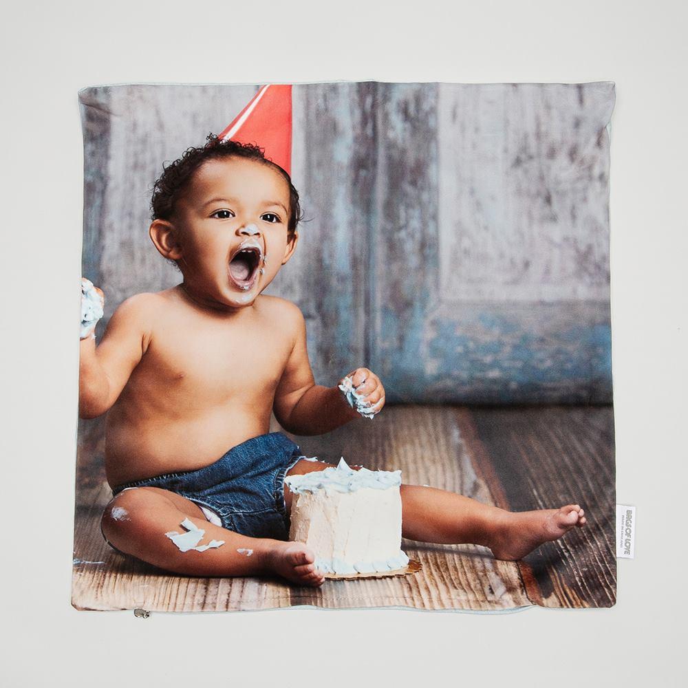 fundas de cojines personalizadas con fotos