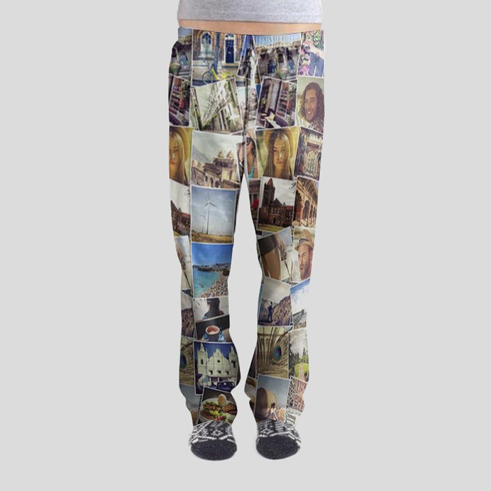 personalised pyjama bottoms