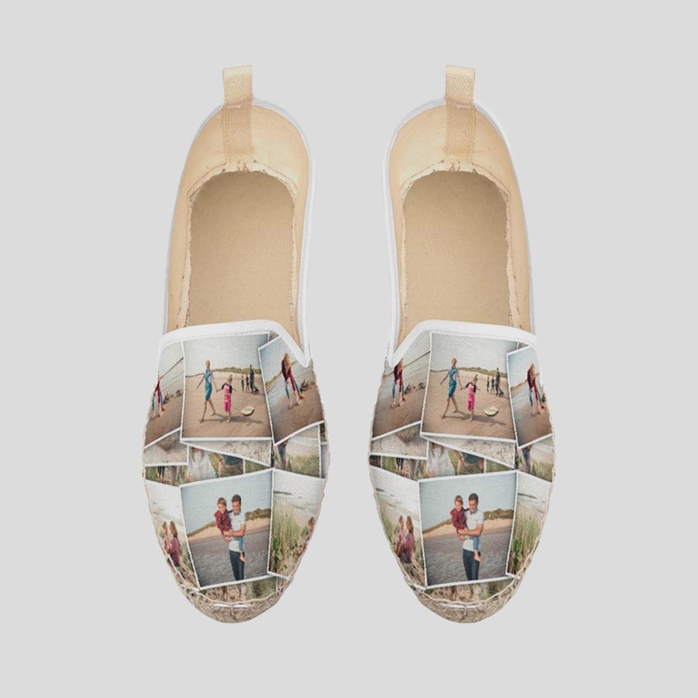 flat espadrille shoes
