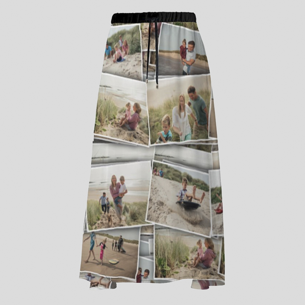 personalised mini midi maxi skirt