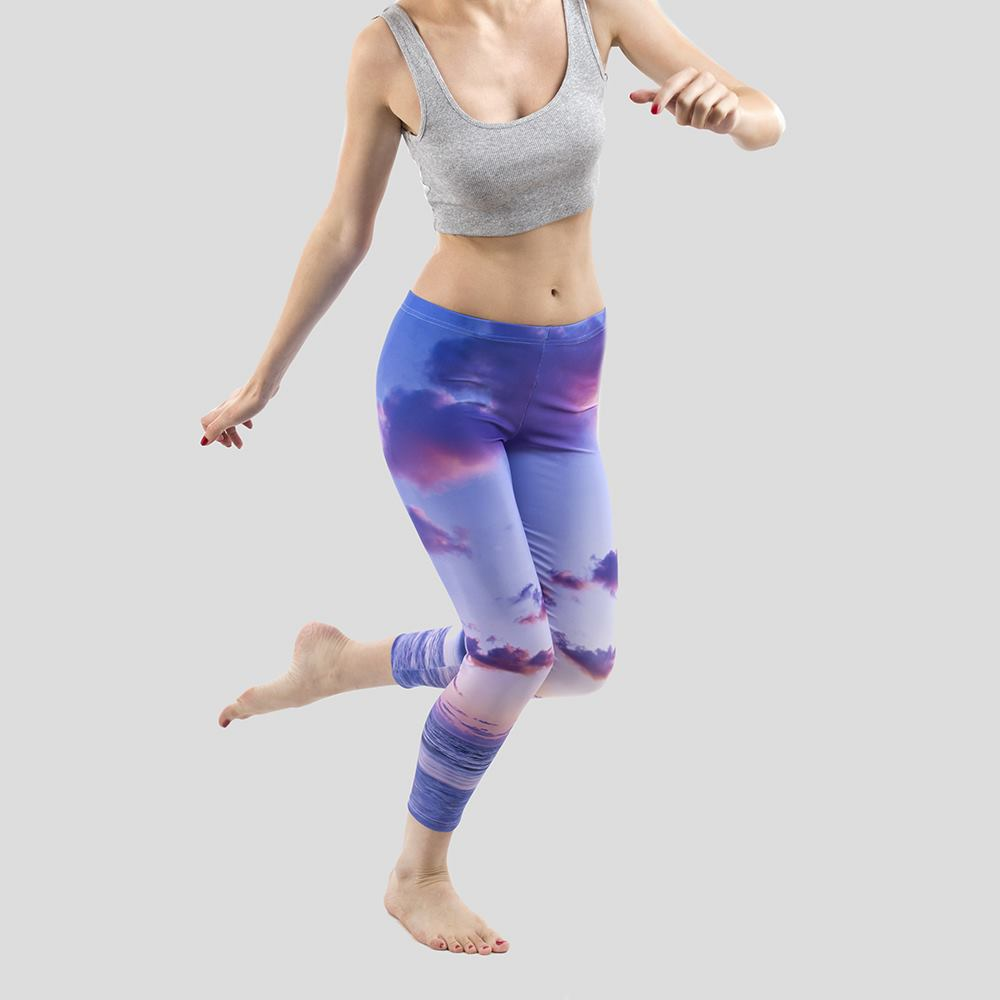 personalized leggings made of lycra