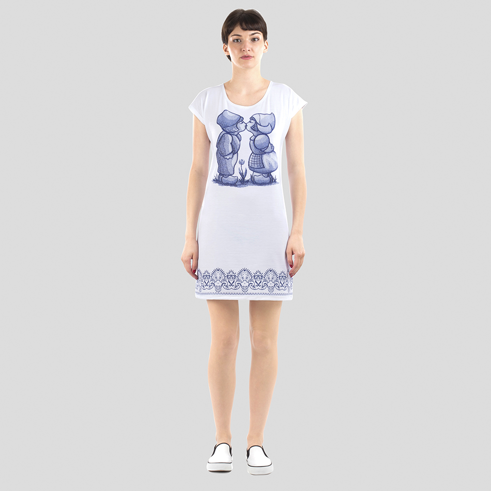 personalised t-shirt dress