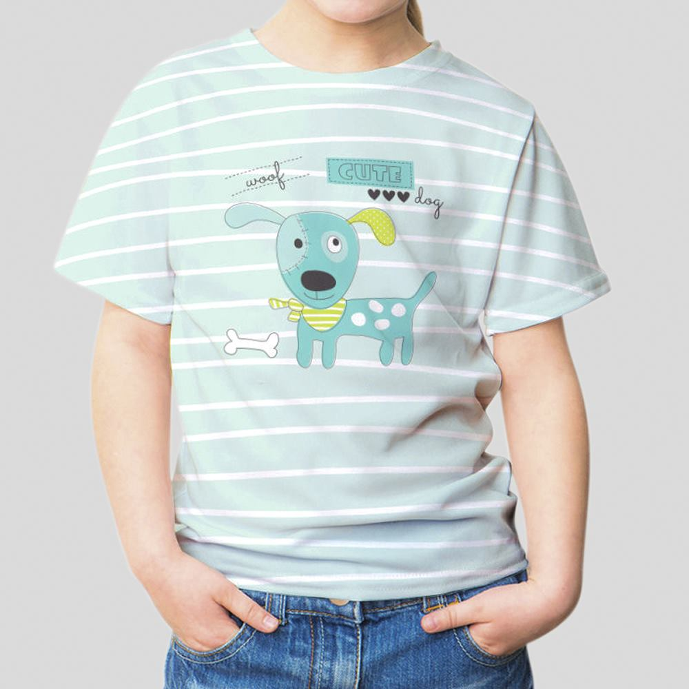 gepersonaliseerde kindershirts