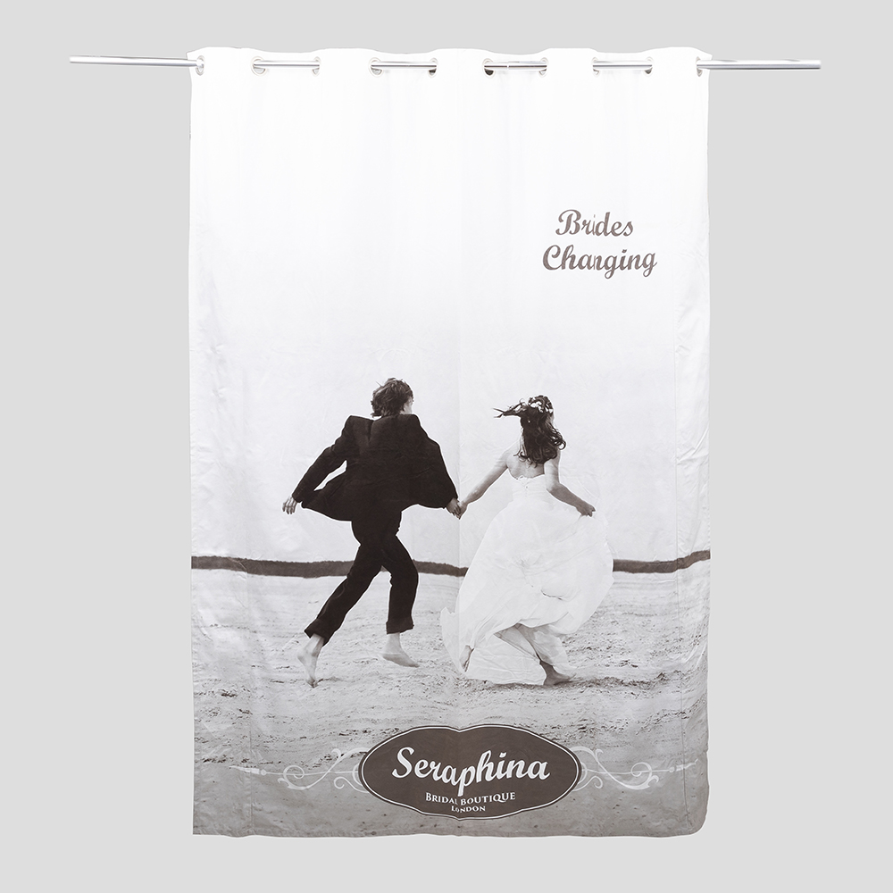 Custom Printed Curtains