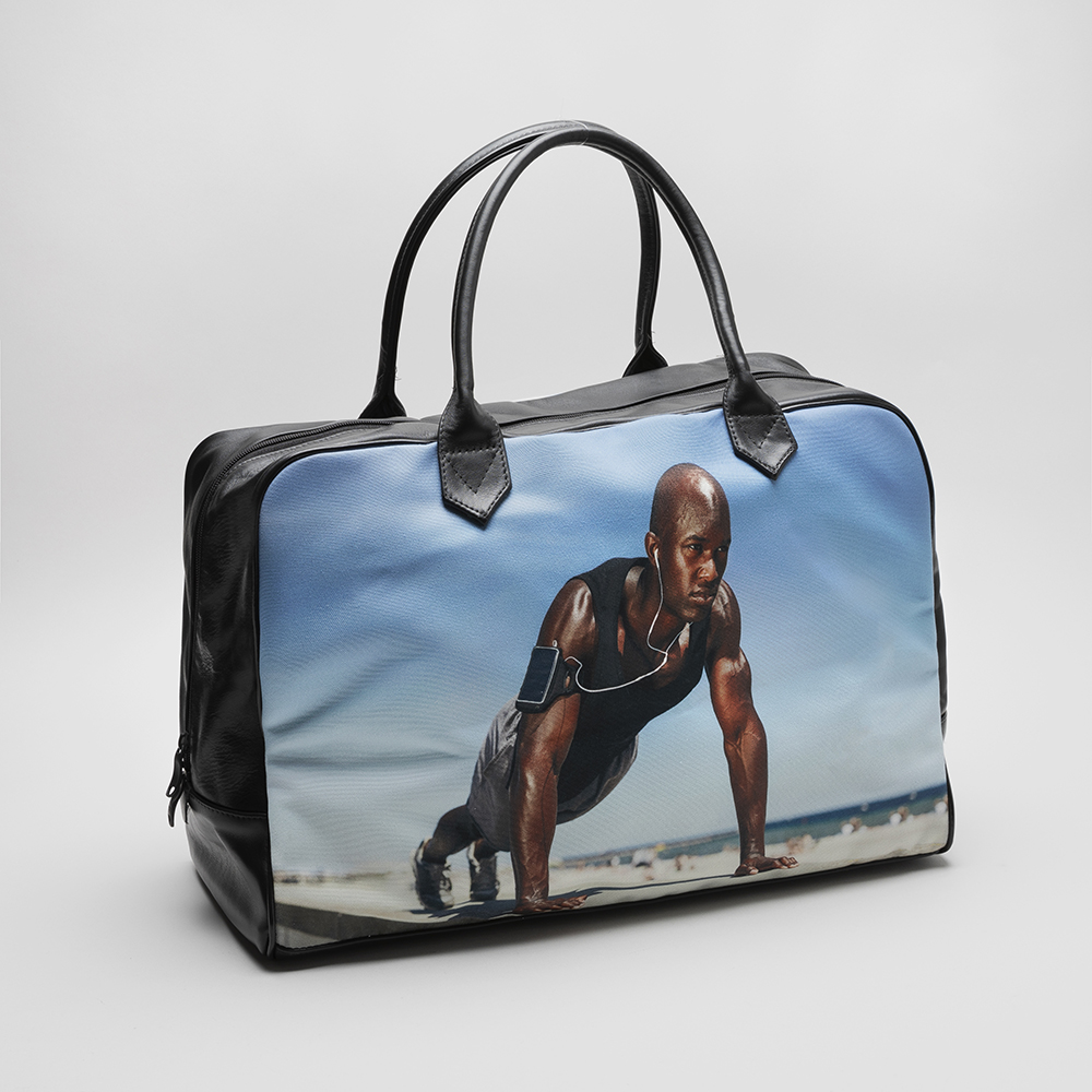 Custom gym bags made to order