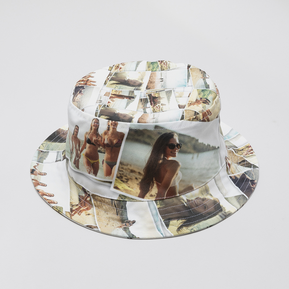 personalised bucket hat