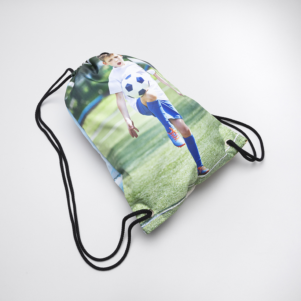 personalised kids PE bag