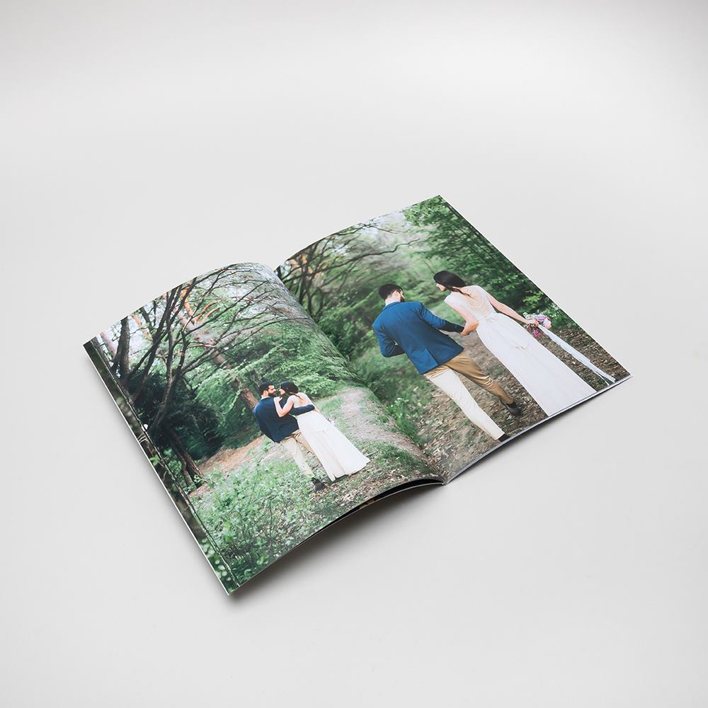 personalised softcover photo book