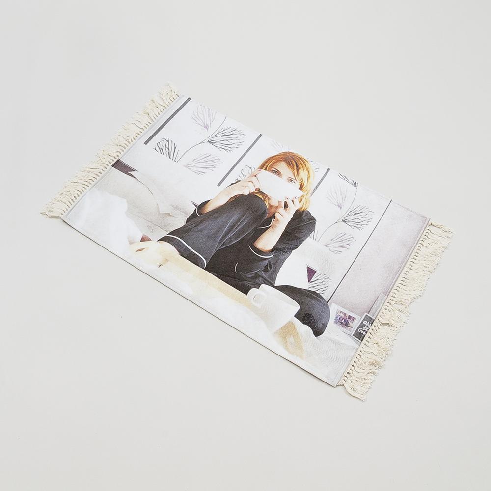 gepersonaliseerd foto tapijt