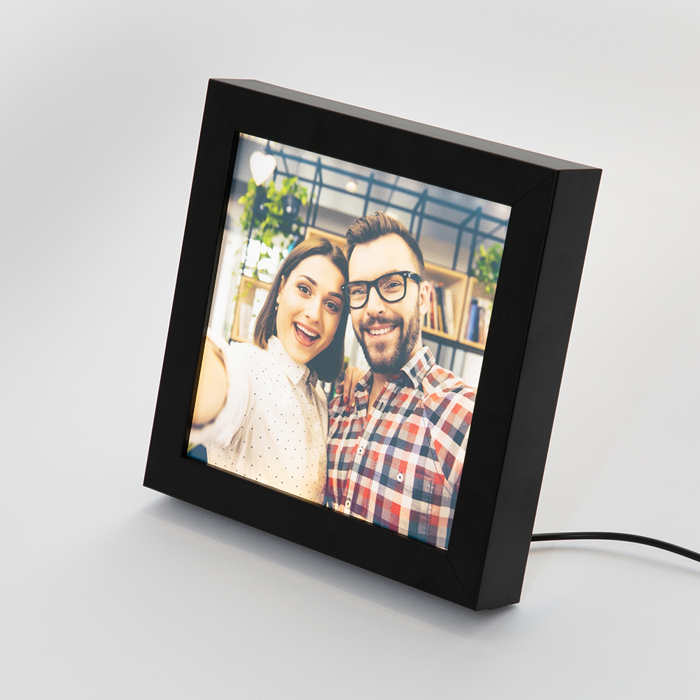 personalised led frame