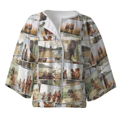 オリジナル 着物ジャケット