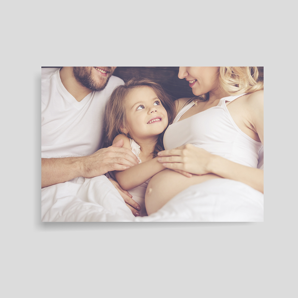 foto lienzo para bebés