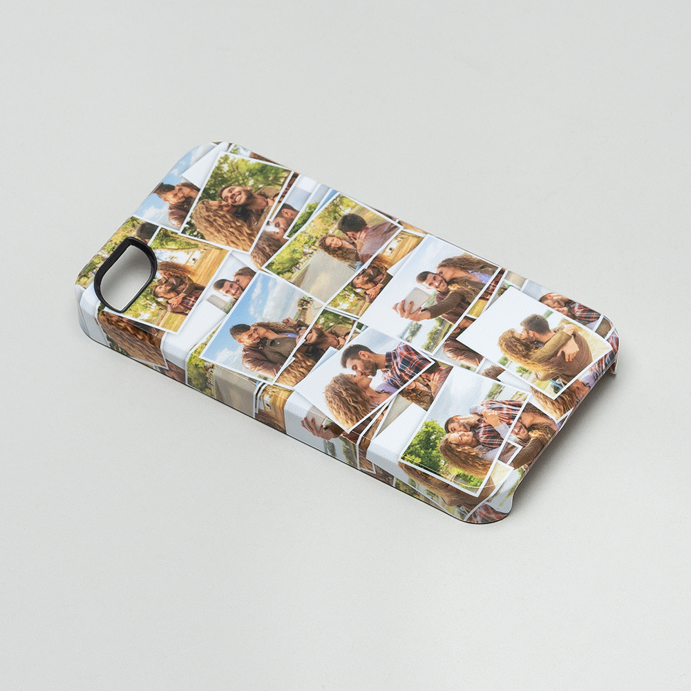 iphone 4 hülle bedruckt mit foto vater kinder