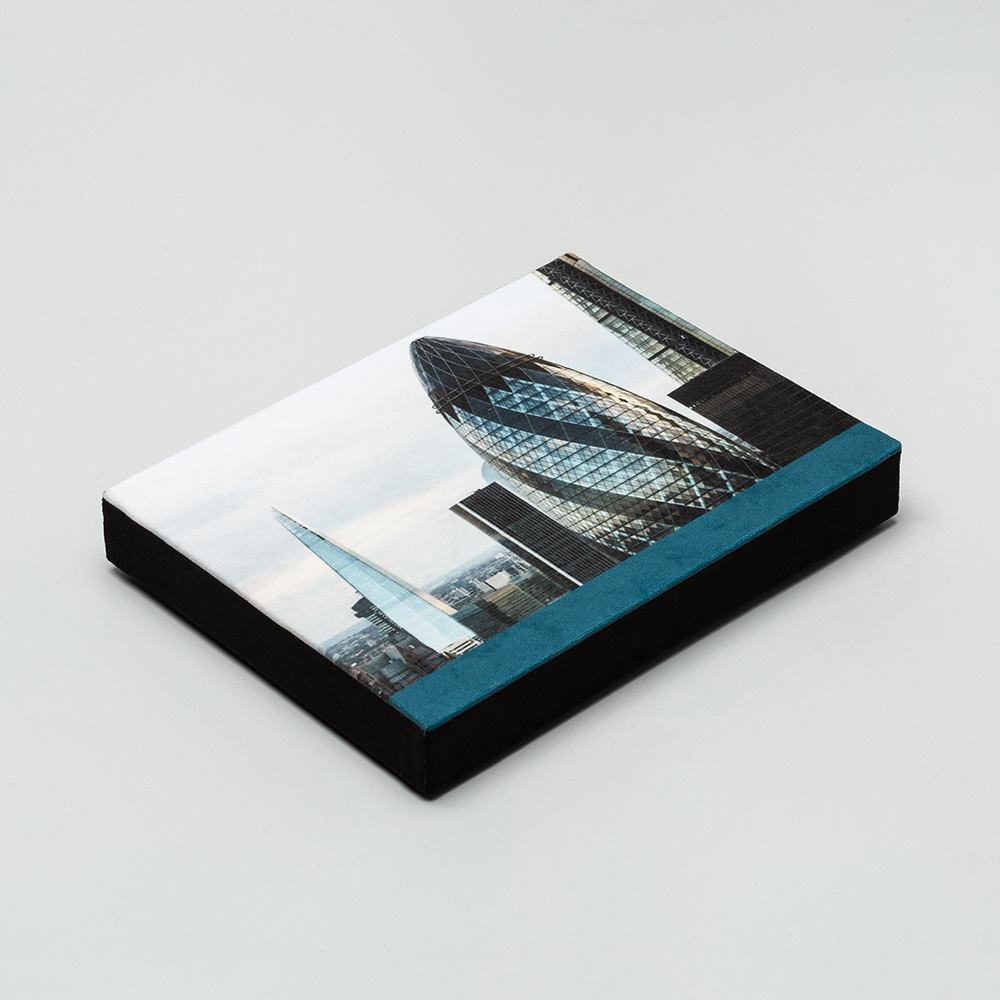 personalised photo book box