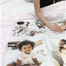 design your own photo patchwork quilt