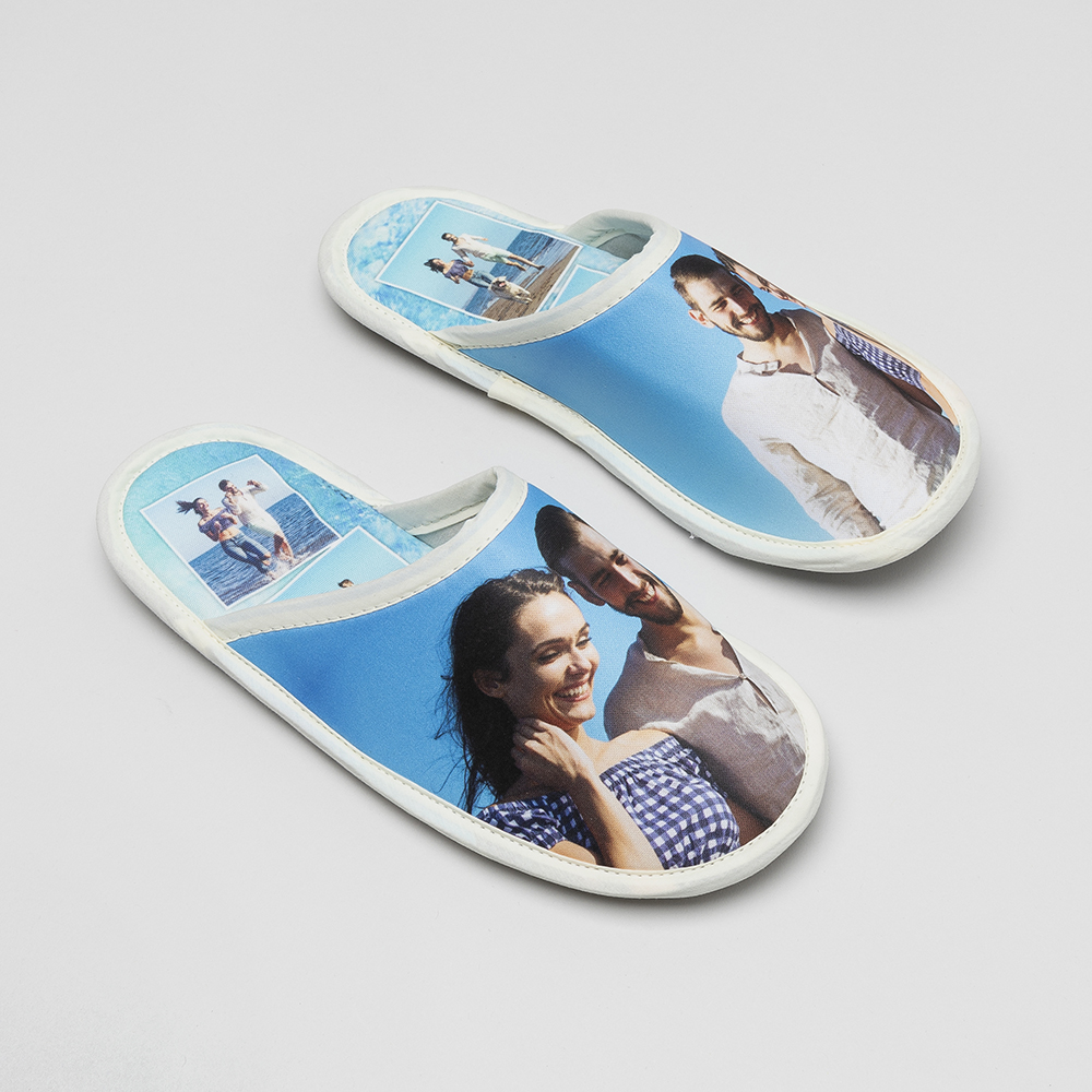 personalised slippers for her