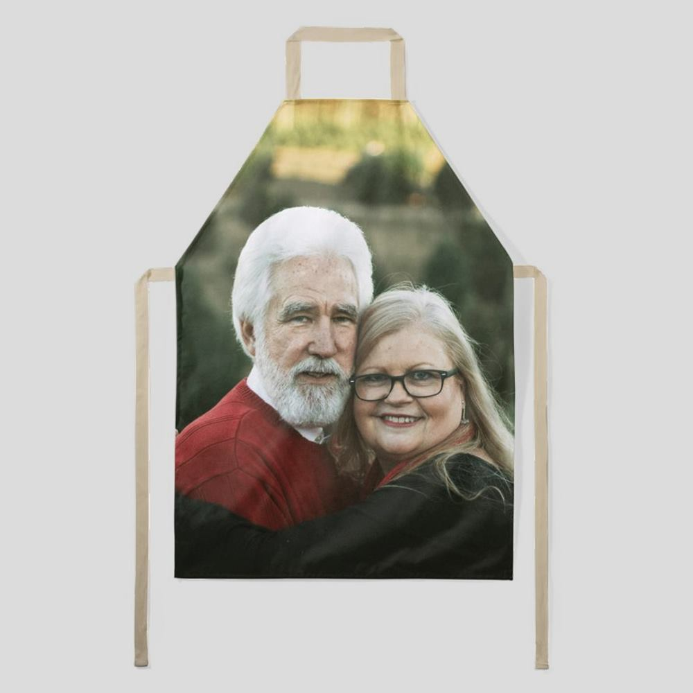 personalised bbq aprons