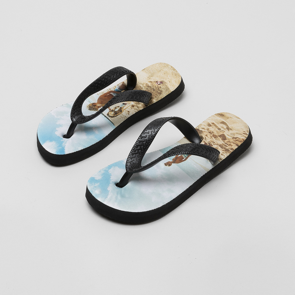 personalised flipflops
