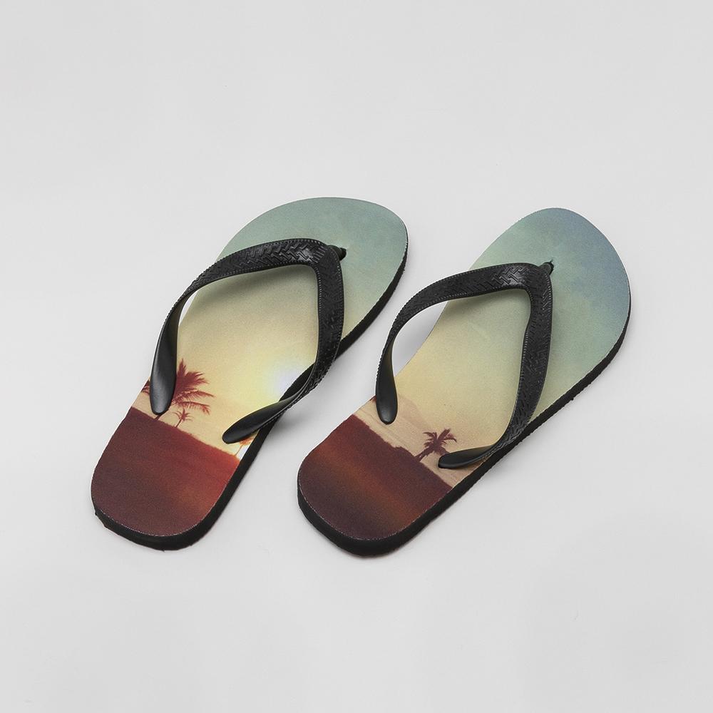 maak je eigen slippers
