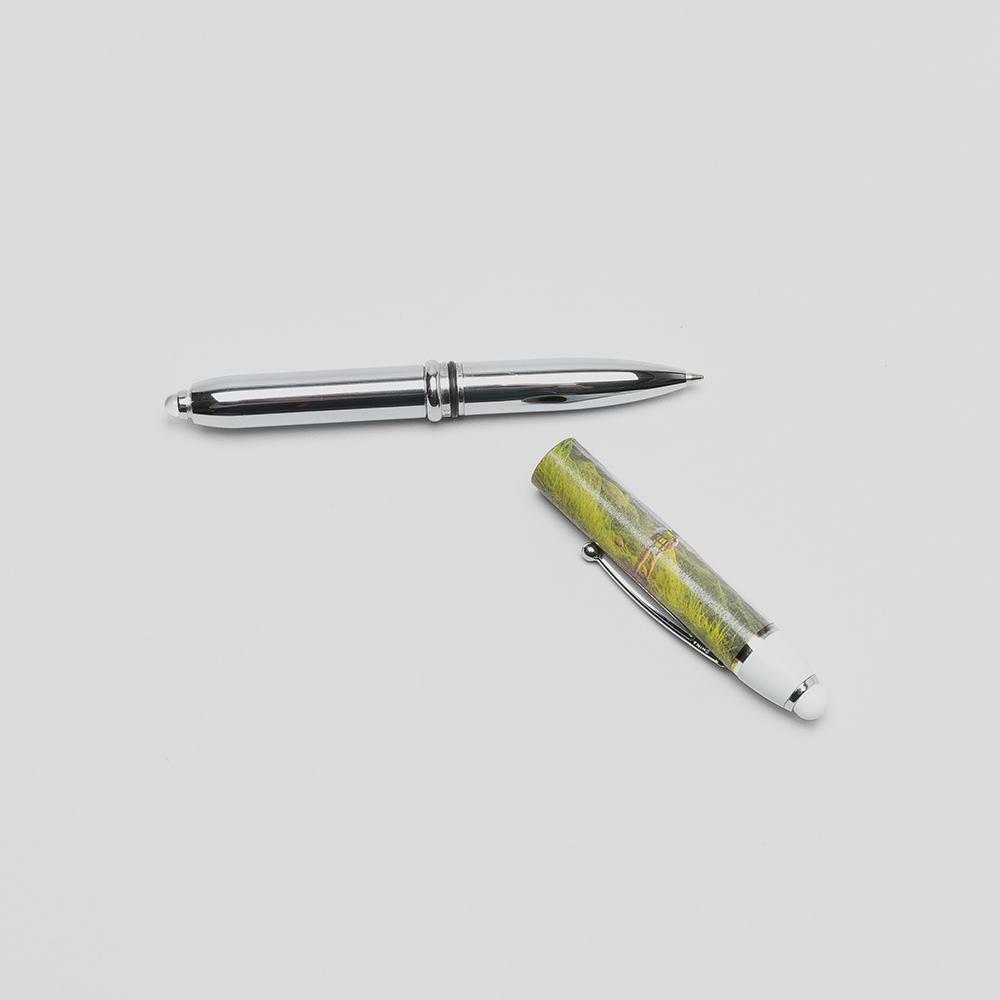 Personalised photo pen