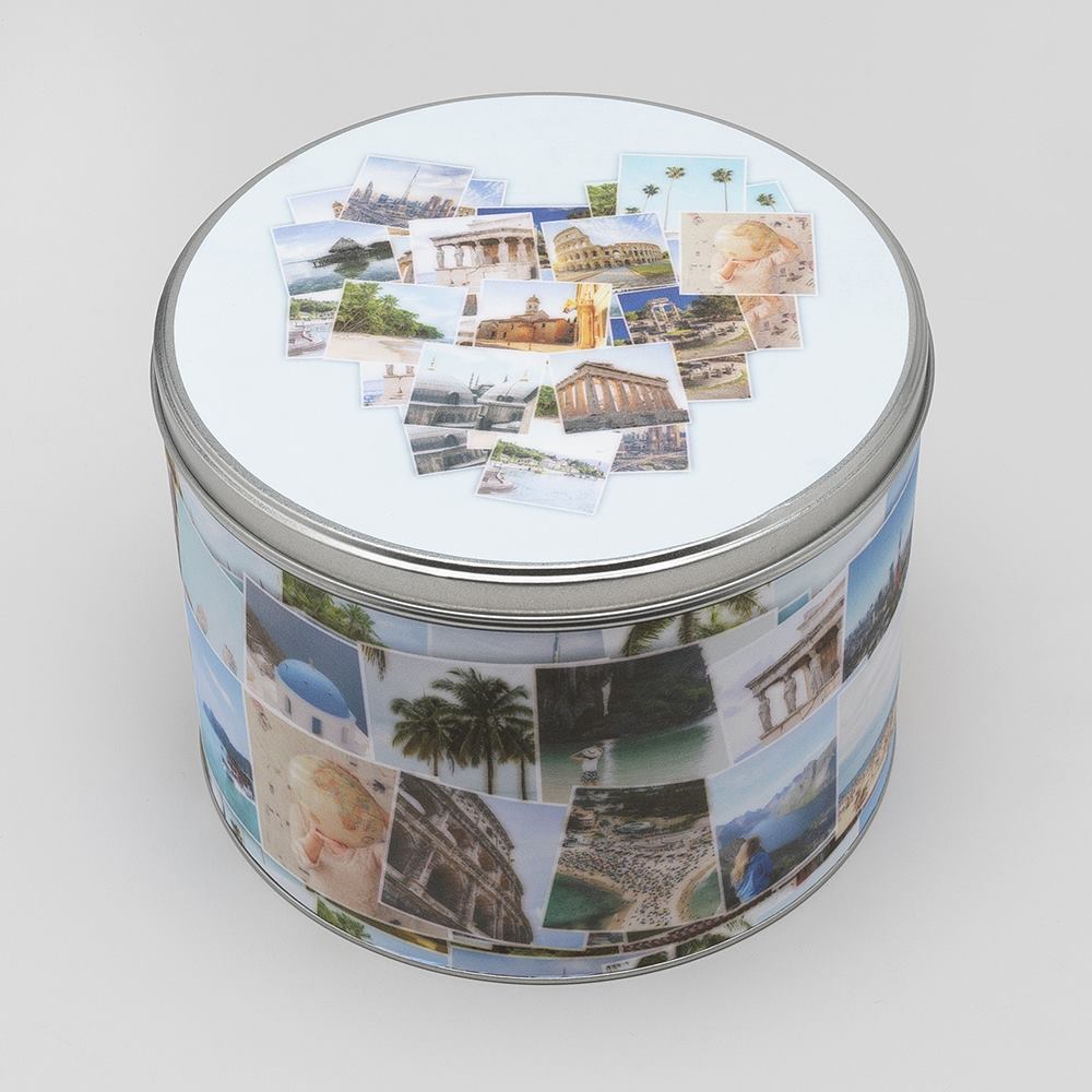 Personalised Storage Tin