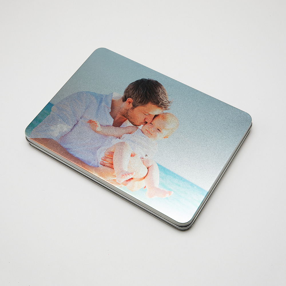 Photo Tin Box