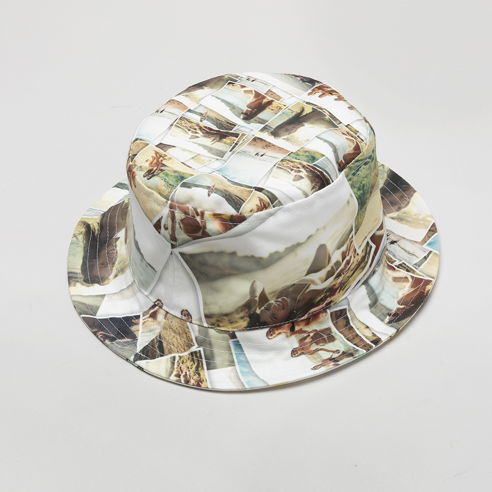 personalised bucket hats